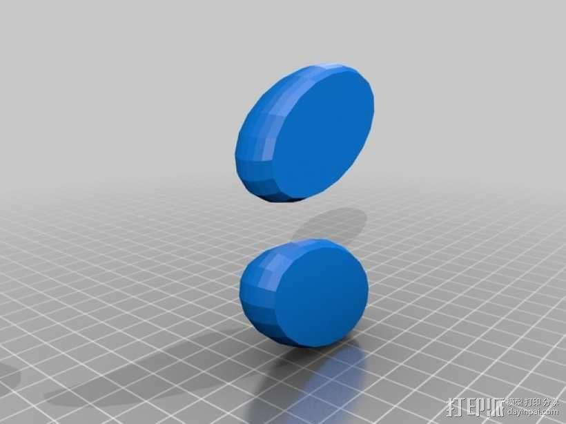 卡比玩偶 3D模型  图7