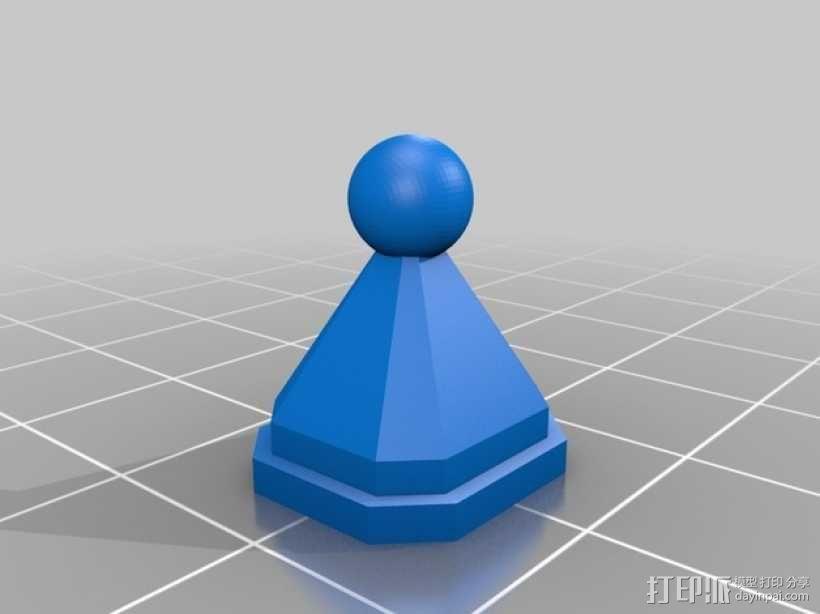 MakerBot玩偶 3D模型  图3