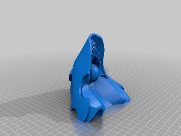 泰坦 3D模型  图3