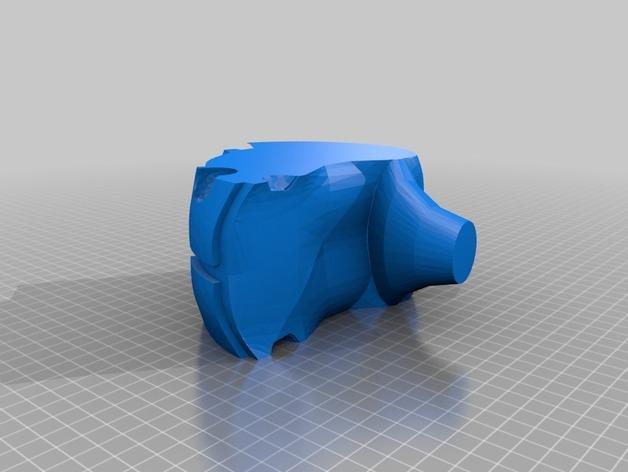 泰坦 3D模型  图5