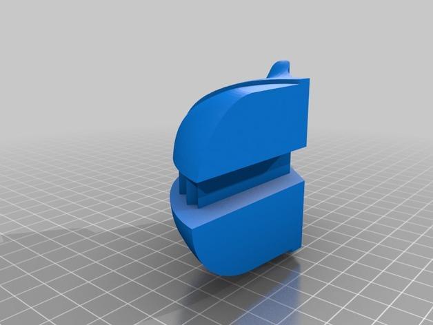 泰坦 3D模型  图8