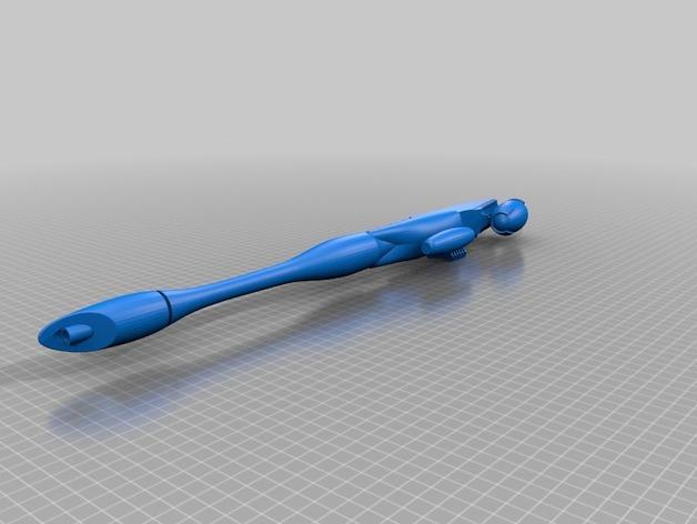 泰坦 3D模型  图11