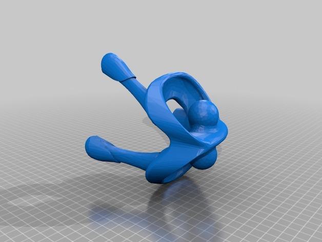 泰坦 3D模型  图25
