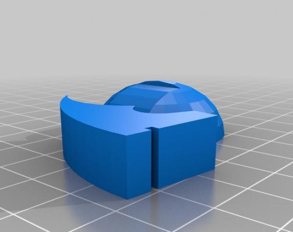 晃动的棋盘 3D模型  图7