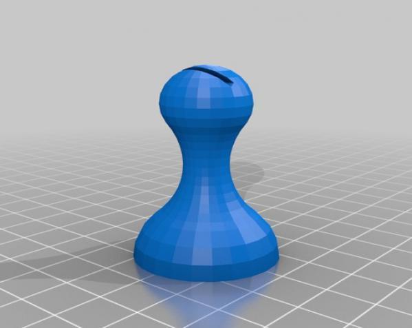 晃动的棋盘 3D模型  图8