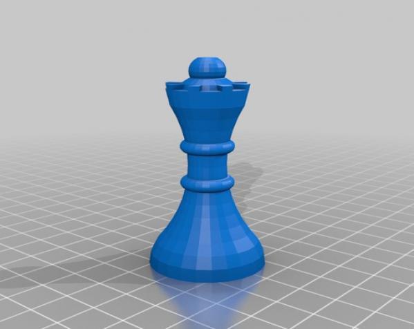 晃动的棋盘 3D模型  图10