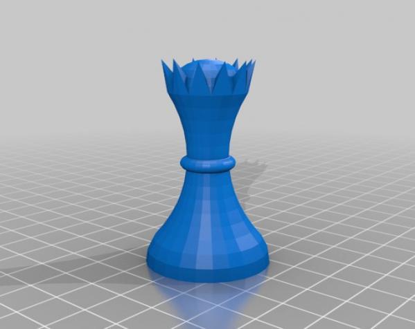 晃动的棋盘 3D模型  图9