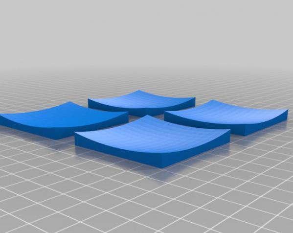 晃动的棋盘 3D模型  图12
