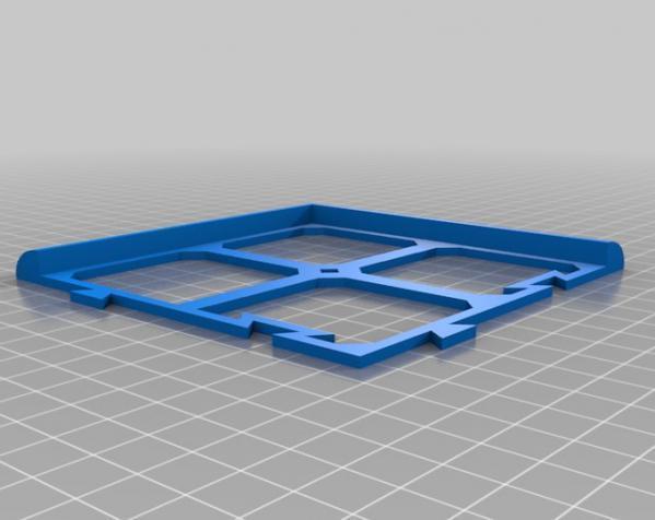 晃动的棋盘 3D模型  图13