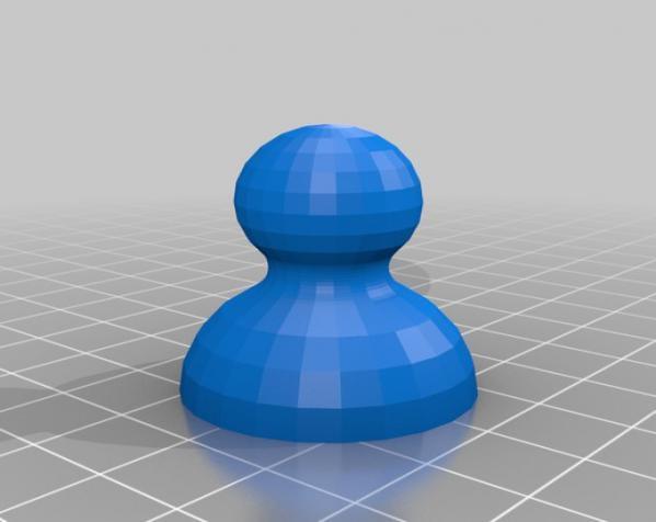 晃动的棋盘 3D模型  图17