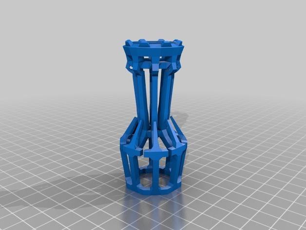 镂空象棋 3D模型  图6