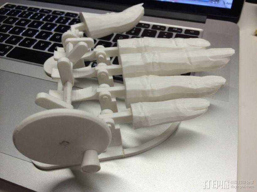 机械手 3D模型  图1