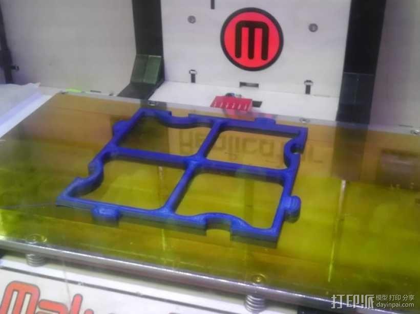 经典象棋套件 3D模型  图4