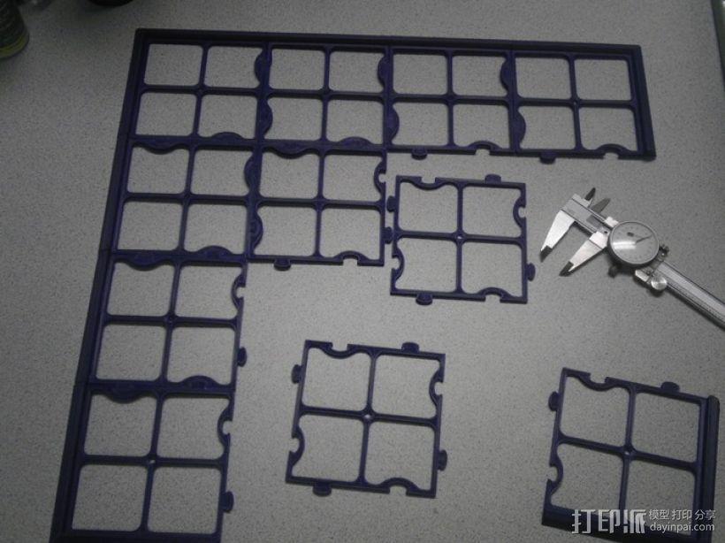 经典象棋套件 3D模型  图3