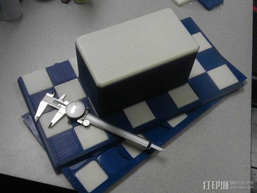 经典象棋套件 3D模型  图7