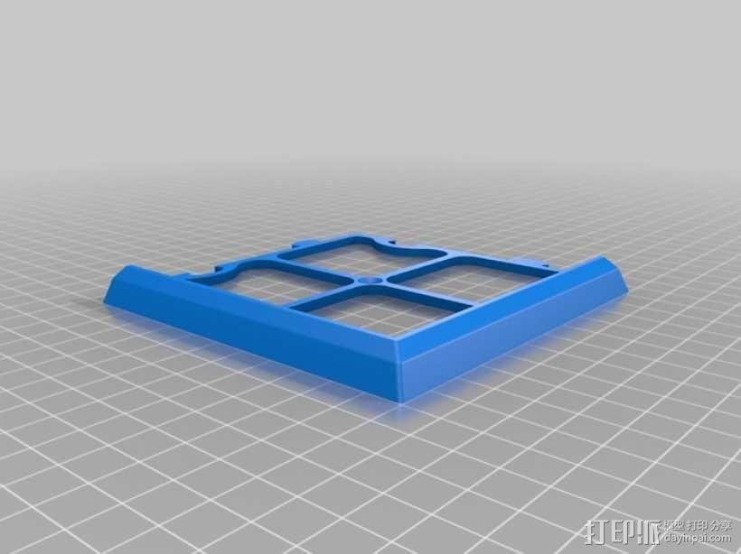 经典象棋套件 3D模型  图15