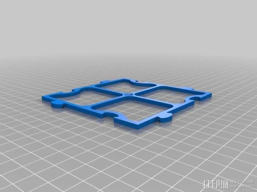 经典象棋套件 3D模型  图17