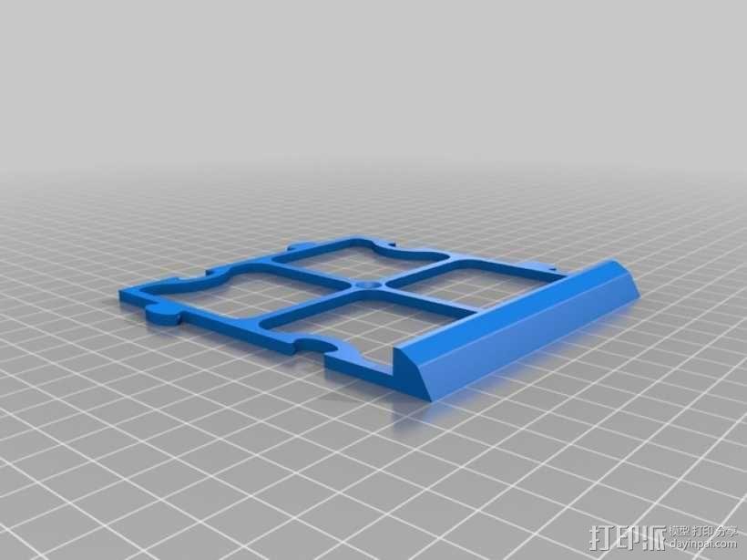 经典象棋套件 3D模型  图16