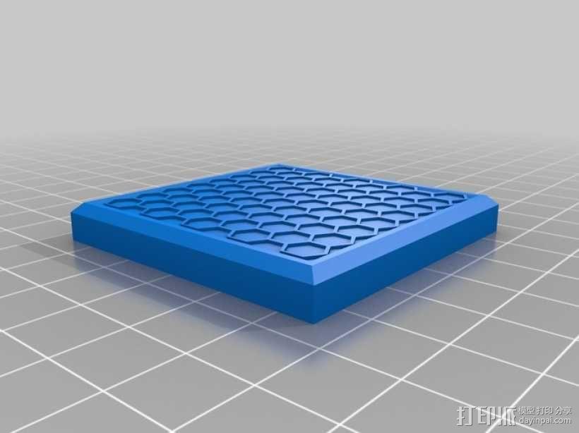 经典象棋套件 3D模型  图18
