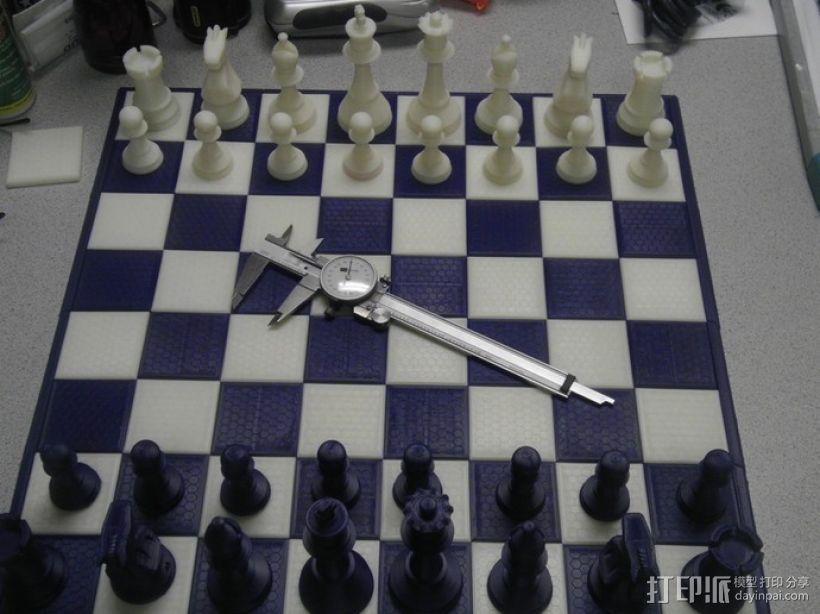 经典象棋套件 3D模型  图25