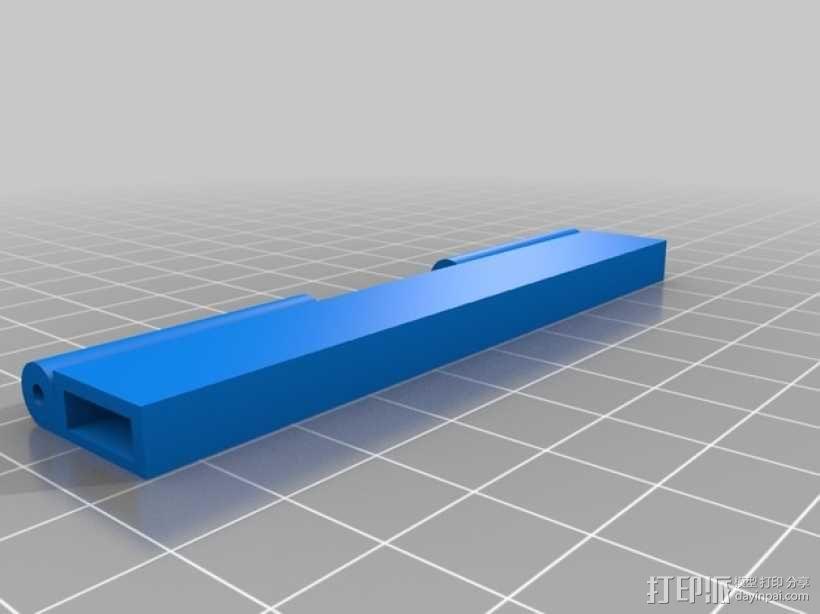 CCG卡盒 3D模型  图6