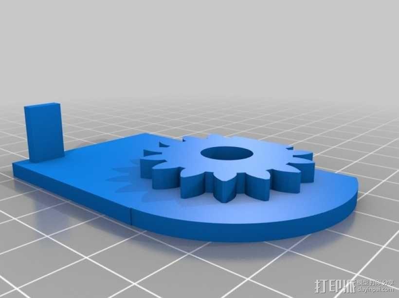 CCG卡盒 3D模型  图10