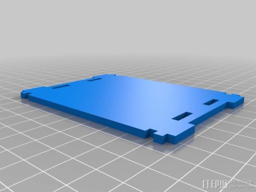 CCG卡盒 3D模型  图9