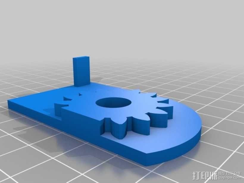 CCG卡盒 3D模型  图13
