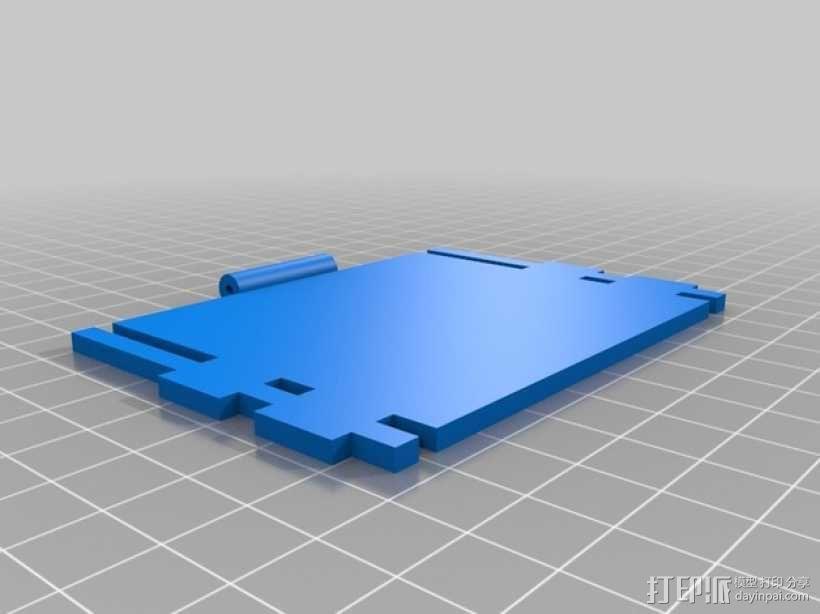 CCG卡盒 3D模型  图15