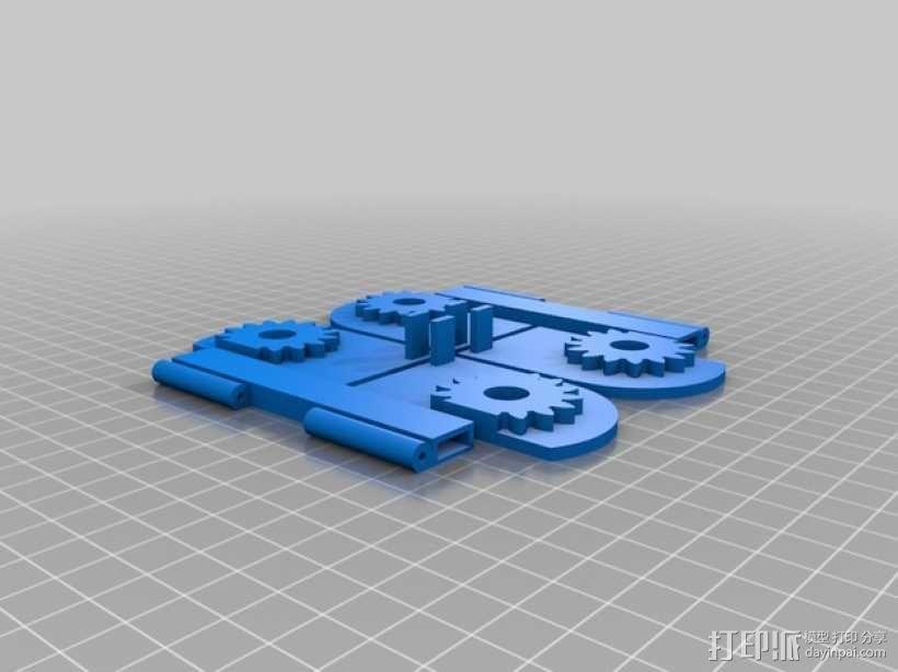 CCG卡盒 3D模型  图25