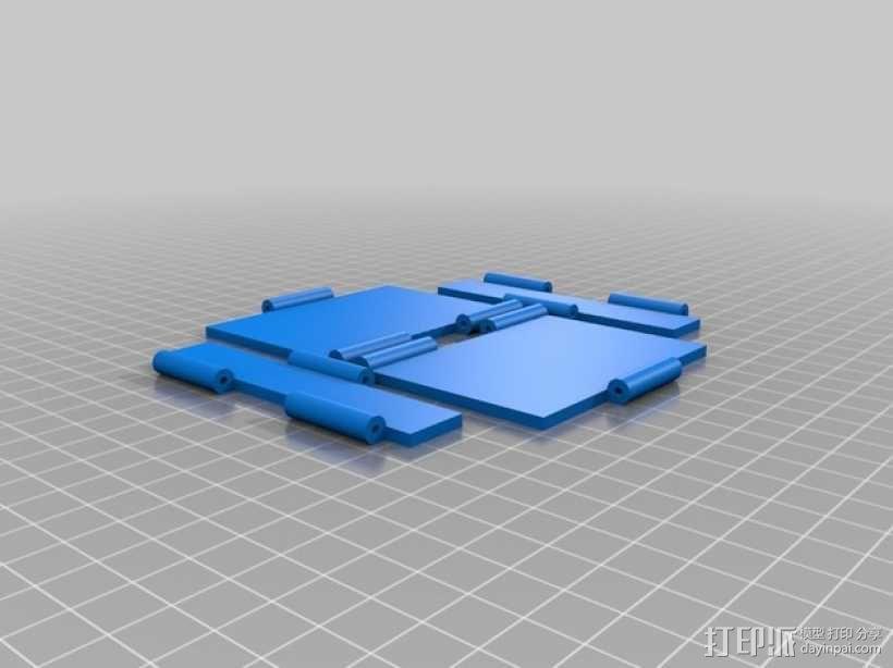 CCG卡盒 3D模型  图24