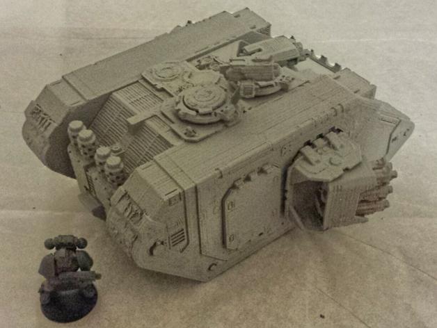 游戏坦克 3D模型  图4