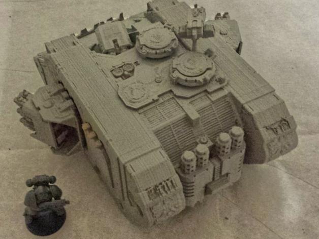 游戏坦克 3D模型  图6