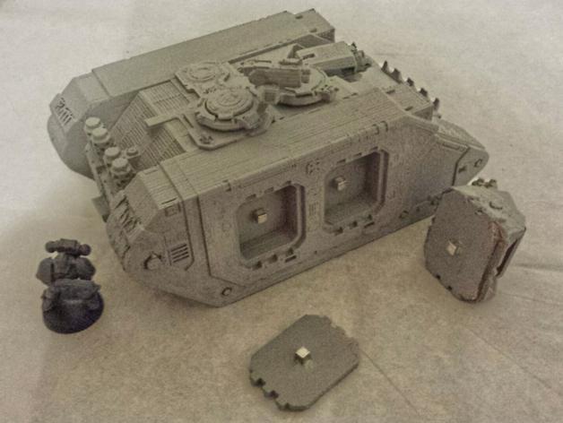 游戏坦克 3D模型  图5