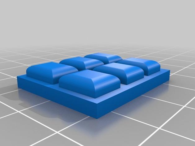 游戏坦克 3D模型  图7