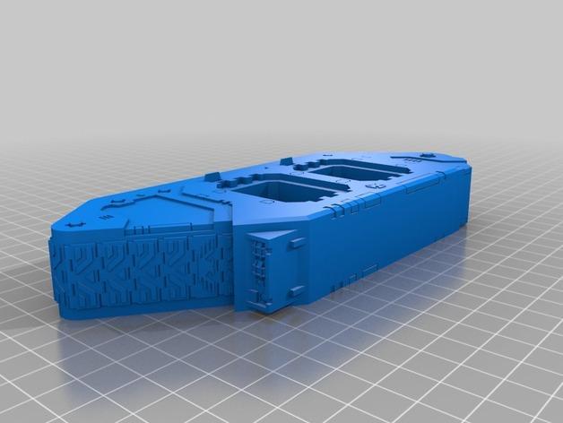 游戏坦克 3D模型  图8