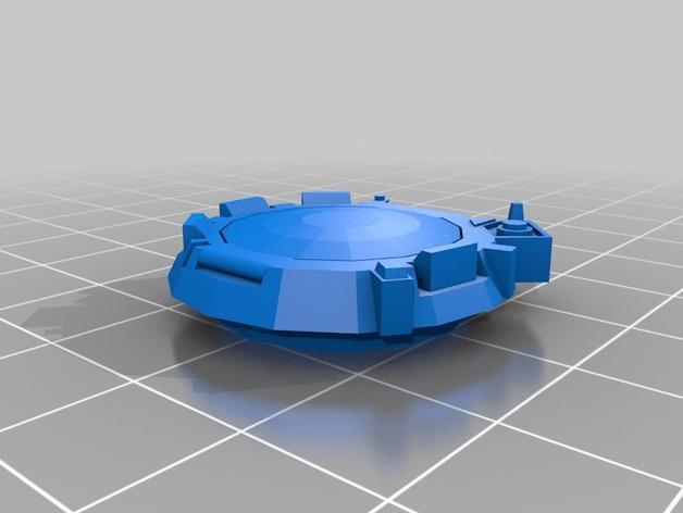 游戏坦克 3D模型  图12