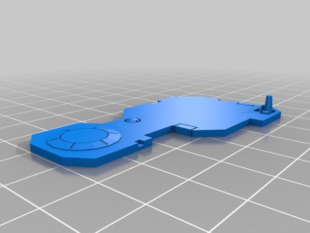 游戏坦克 3D模型  图15