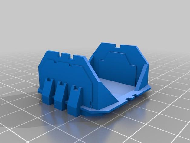 游戏坦克 3D模型  图17