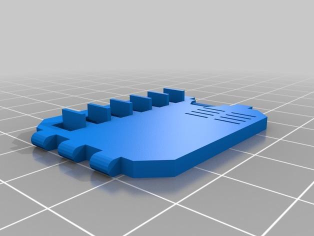 游戏坦克 3D模型  图16