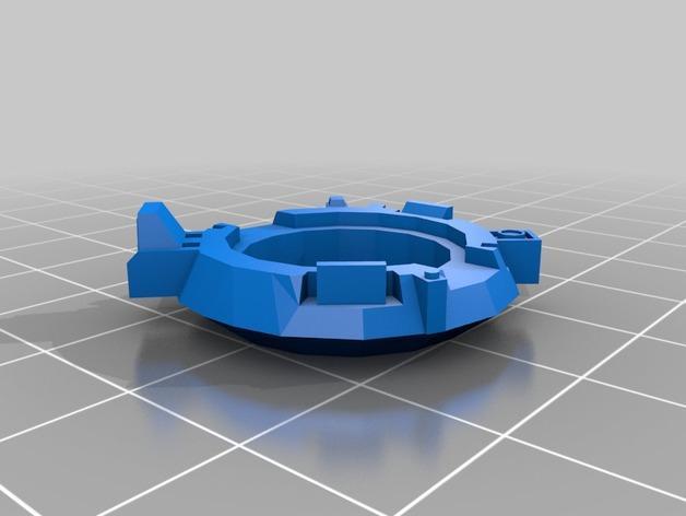 游戏坦克 3D模型  图21