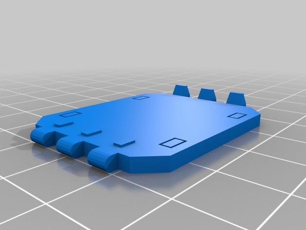游戏坦克 3D模型  图22