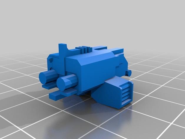 游戏坦克 3D模型  图20