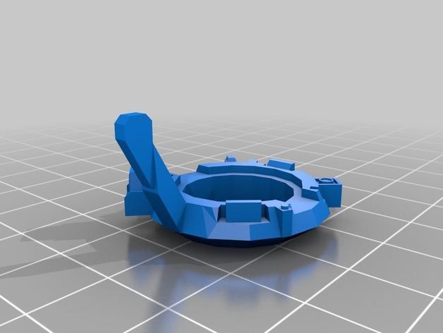 游戏坦克 3D模型  图26