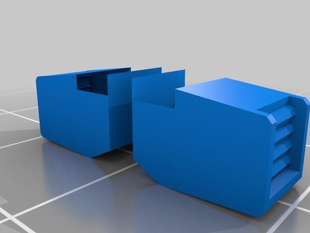 游戏坦克 3D模型  图25