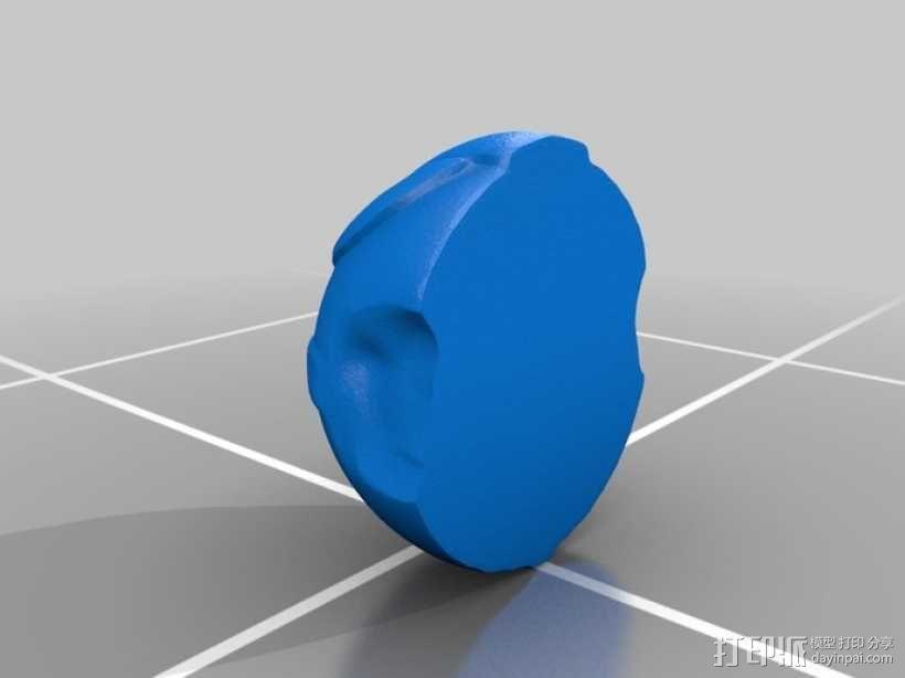 骷髅头城堡 3D模型  图10