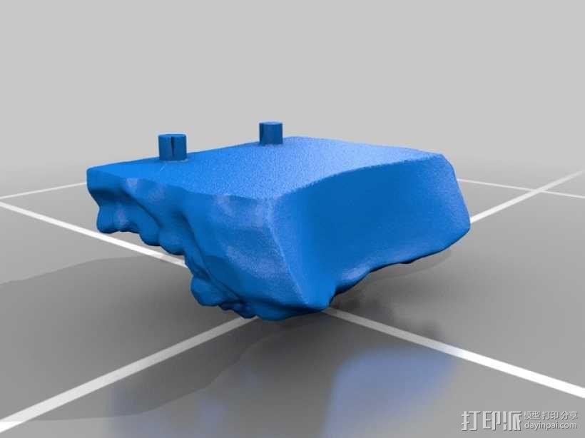 骷髅头城堡 3D模型  图11