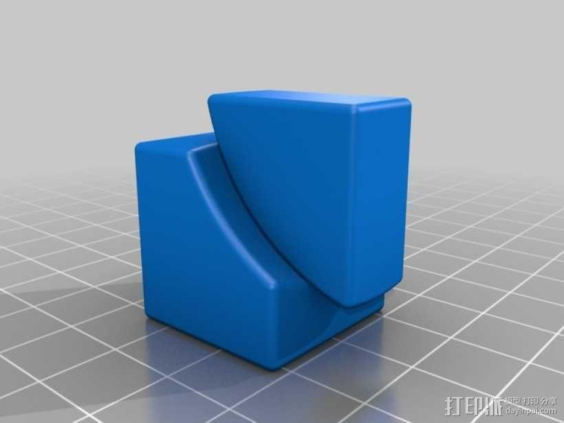 Rubik魔方 3D模型  图4