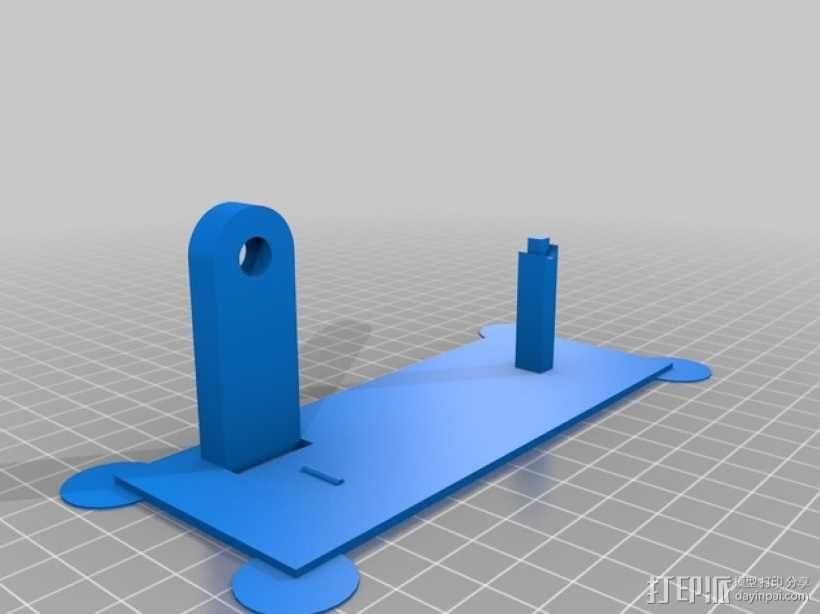 人力驱动装置 3D模型  图9