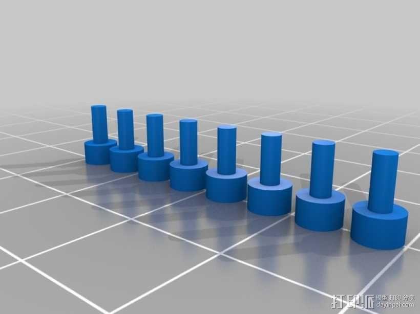 人力驱动装置 3D模型  图14